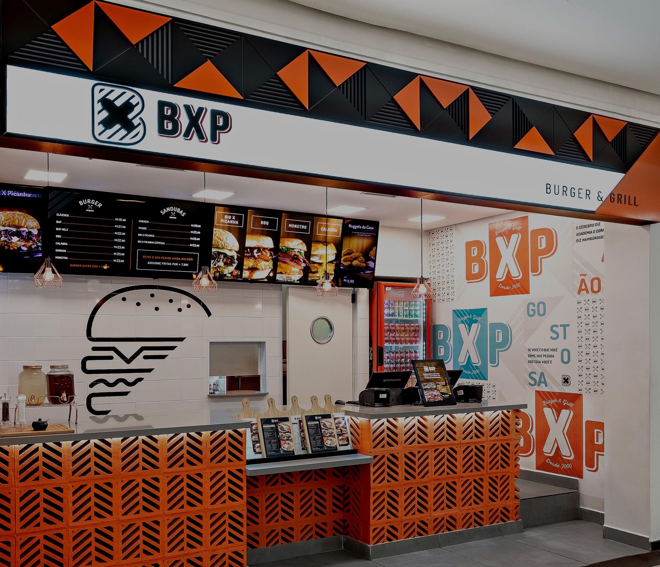 BXP Burger & Grill